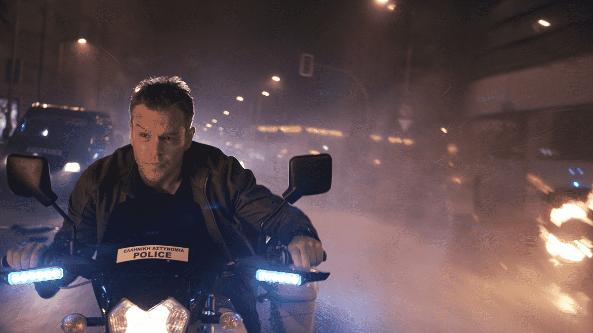 Matt Damon regresa como Jason Bourne