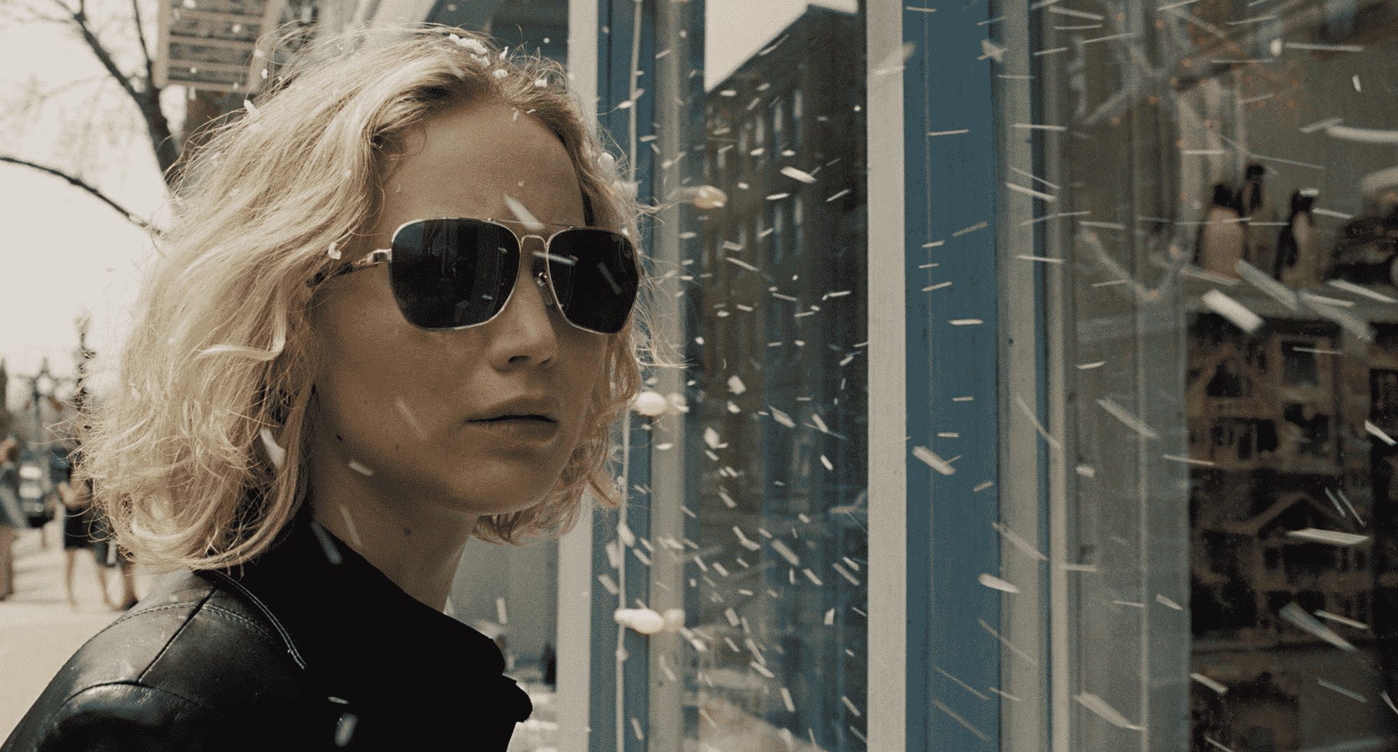 Jennifer Lawrence interpreta a Joy Mangano