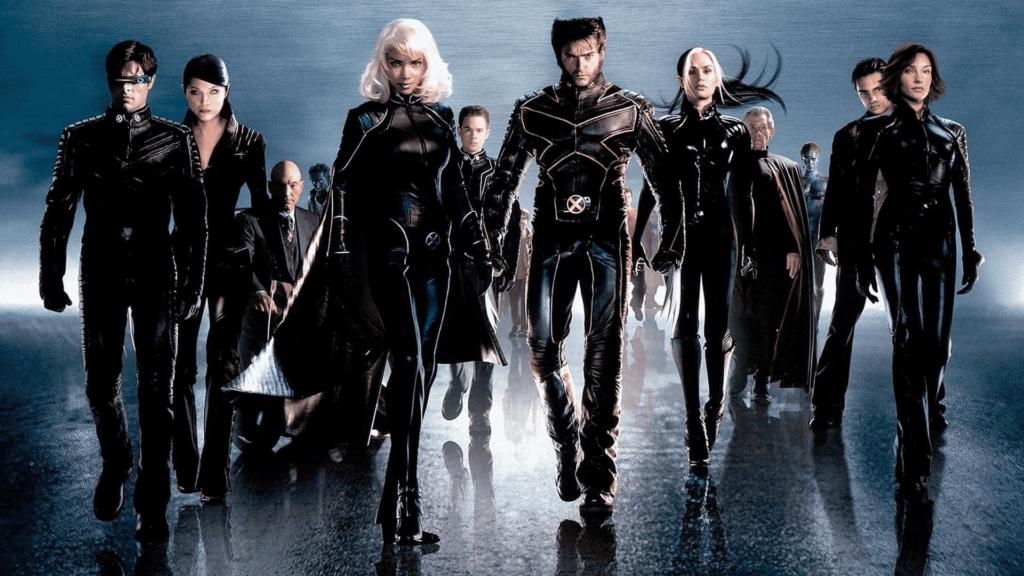 Deadpool pertenece a los X-Men, cuya primer aparición cinematográfica de gran reconocimiento ocurrió en el año 2000, por parte de Bryan Singer