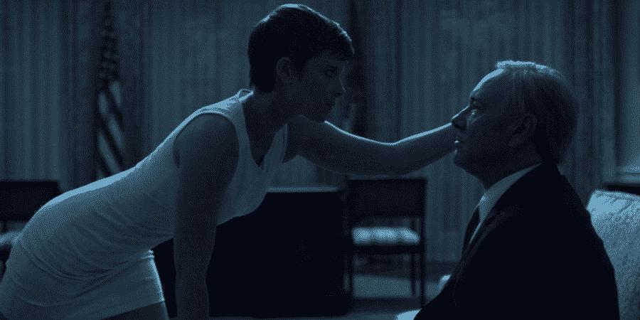 Los crímenes del pasado acechan a Underwood en la nueva temporada