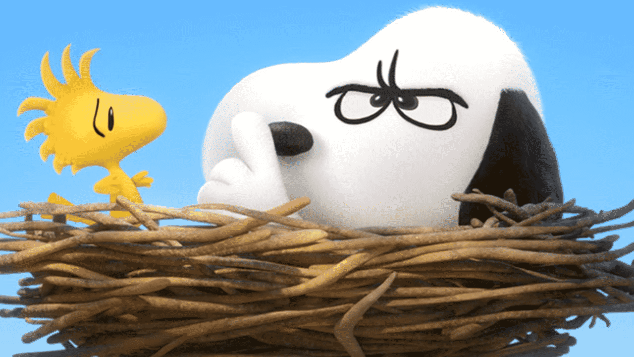 La animación de la cinta mantiene fidelidad a la obra de Schulz