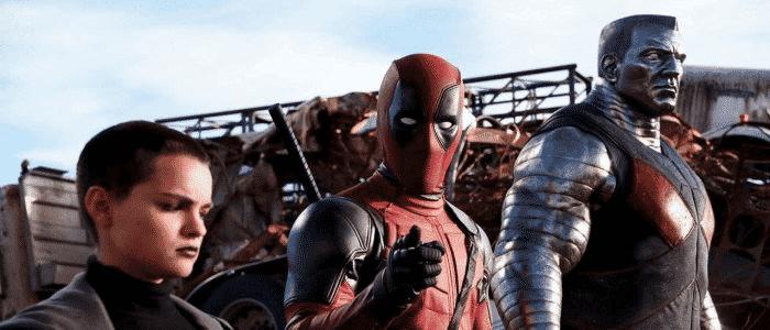 Un par de X-Men intentan ayudar a Deadpool en su misión de venganza