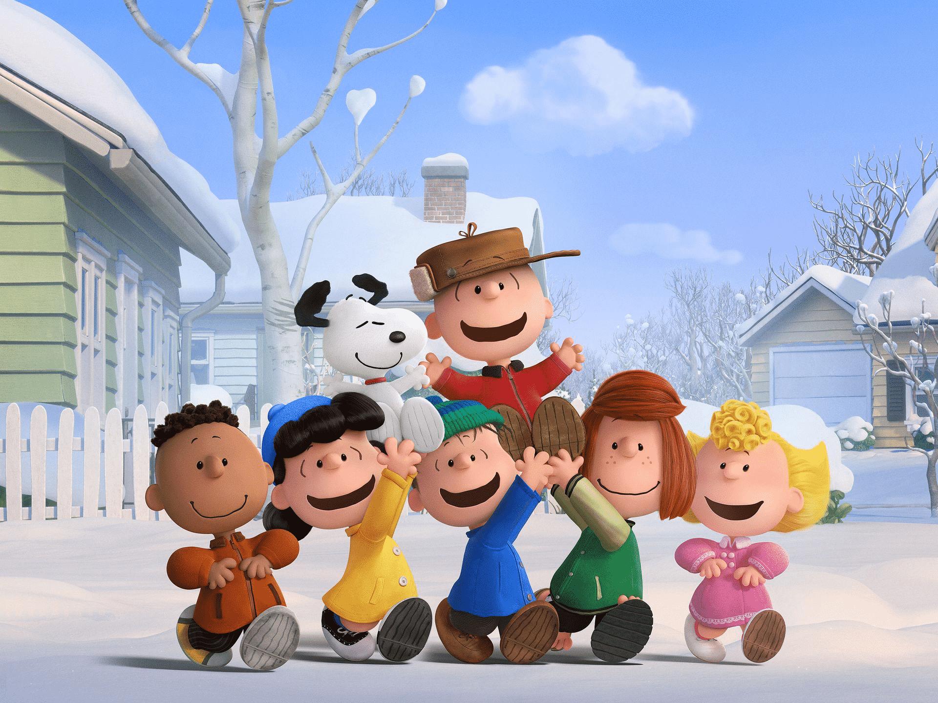 El ensamble de Peanuts