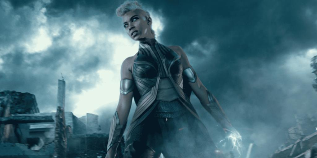 La Nueva y Joven Tormenta de X-Men Apocalipsis