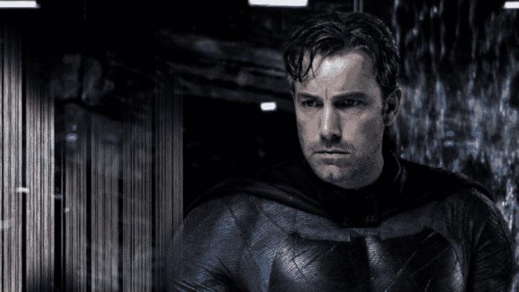 Ben Affleck debuta como Batman