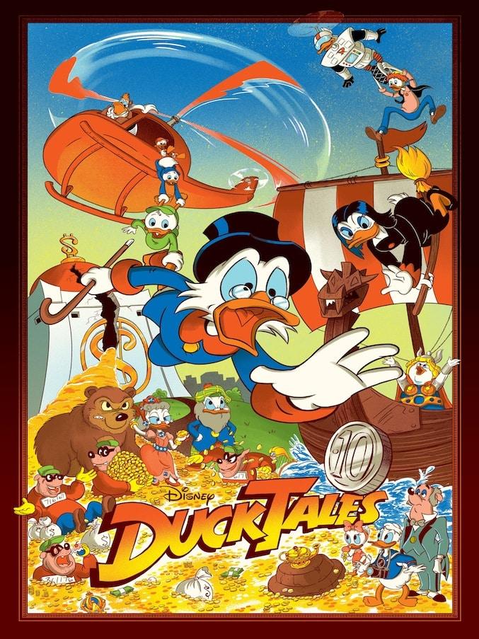 Pato Aventuras / Ducktales de regreso en 2017