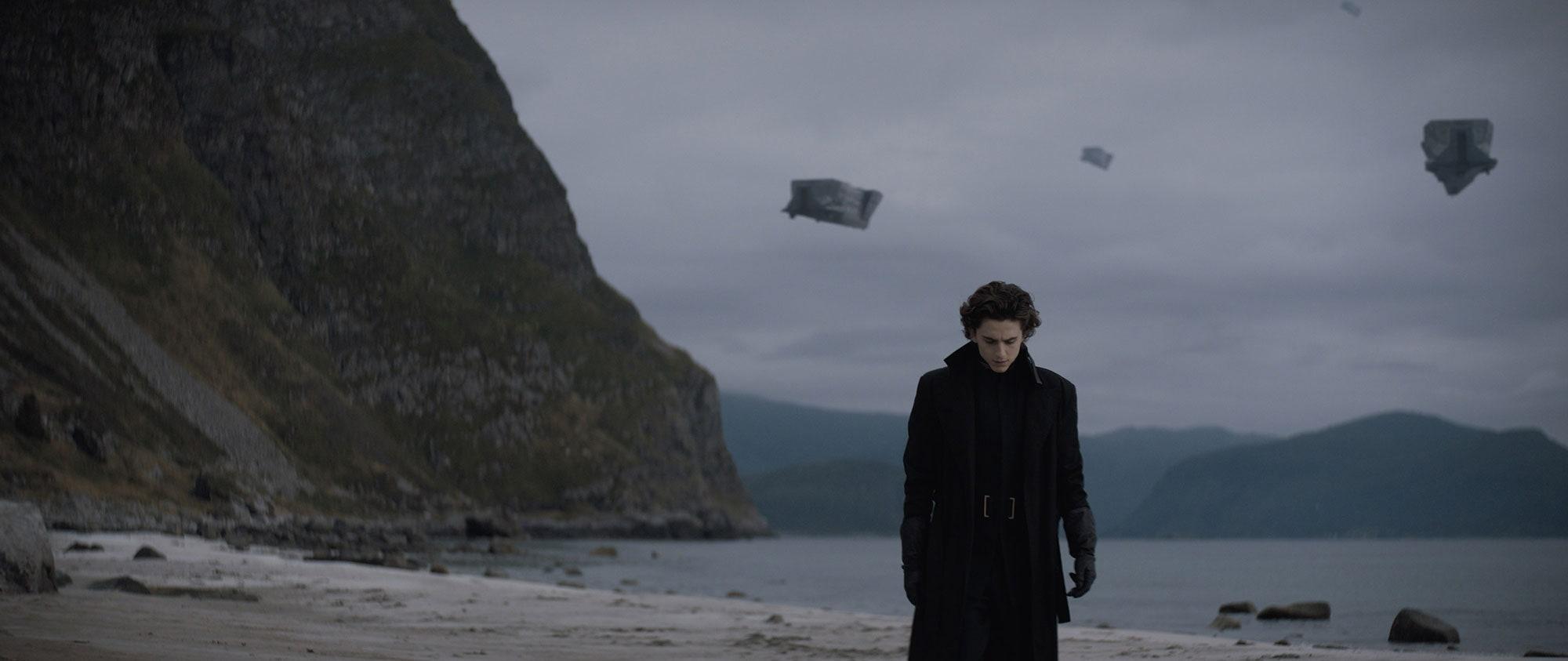 Más imágenes promocionales de Dune de Denis Villeneuve y Legendary Pictures