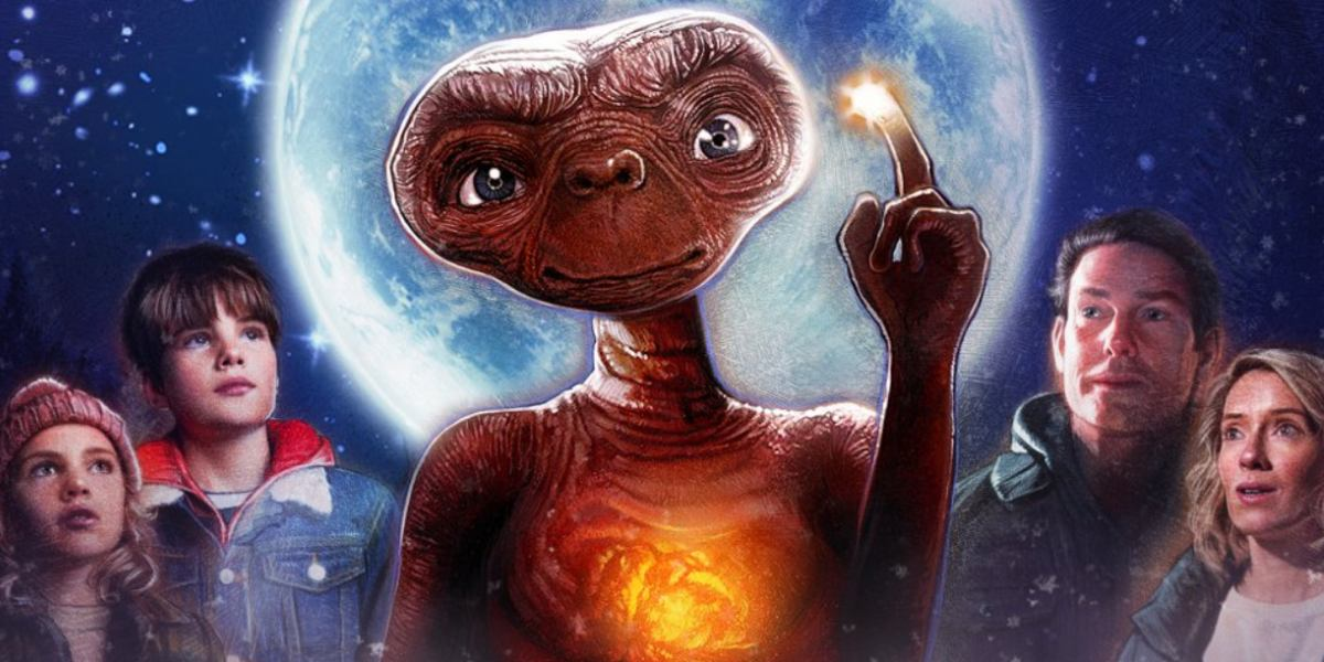 El emotivo regreso de E.T. luego de 37 años de ausencia