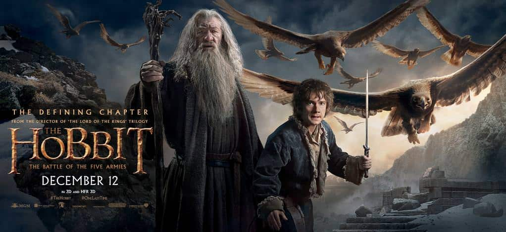Eagles . The Hobbit: The Battle Of The Five Armies.