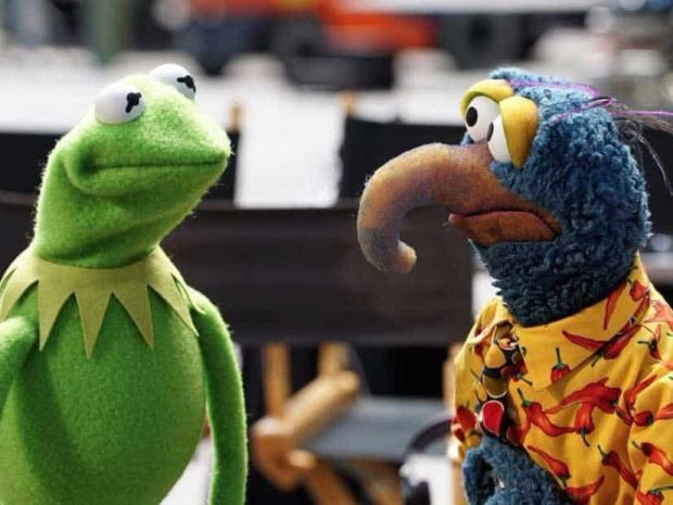 Encabezado The Muppets de ABC