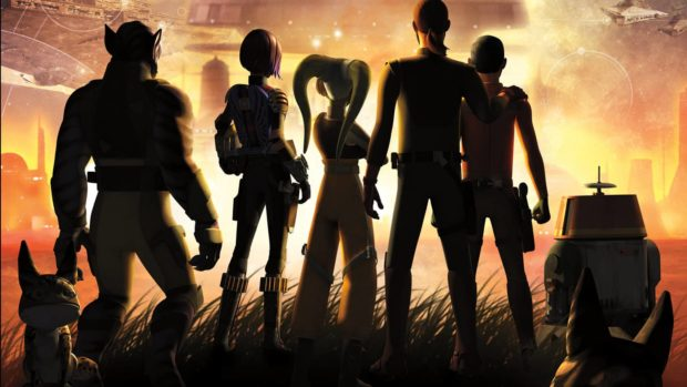 Adios Star Wars Rebels