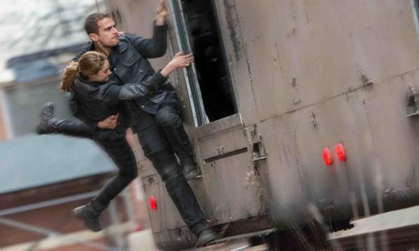 Escena de Divergent
