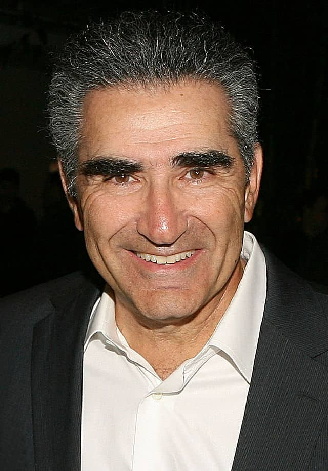 Eugene Levy / Creative Commons License