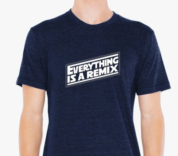 "Everything is a Remix ""Empire Strikes Back"" Edition"