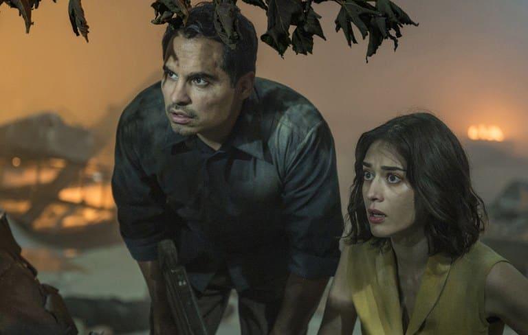 Primer vistazo al thriller de ciencia ficción Extinction de Netflix y Ben Young