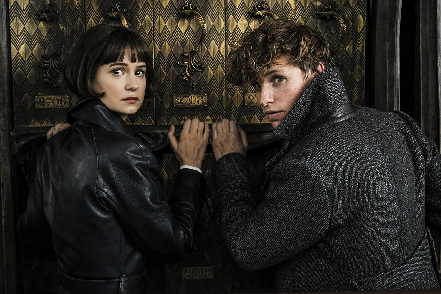 Fantastic Beasts: The Crimes of Grindelwald revela primer tráiler vía Warner Bros.