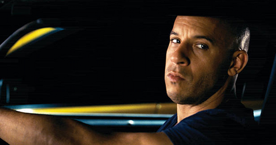 """Vin Diesel en la saga """"Fast & Furious"""""""