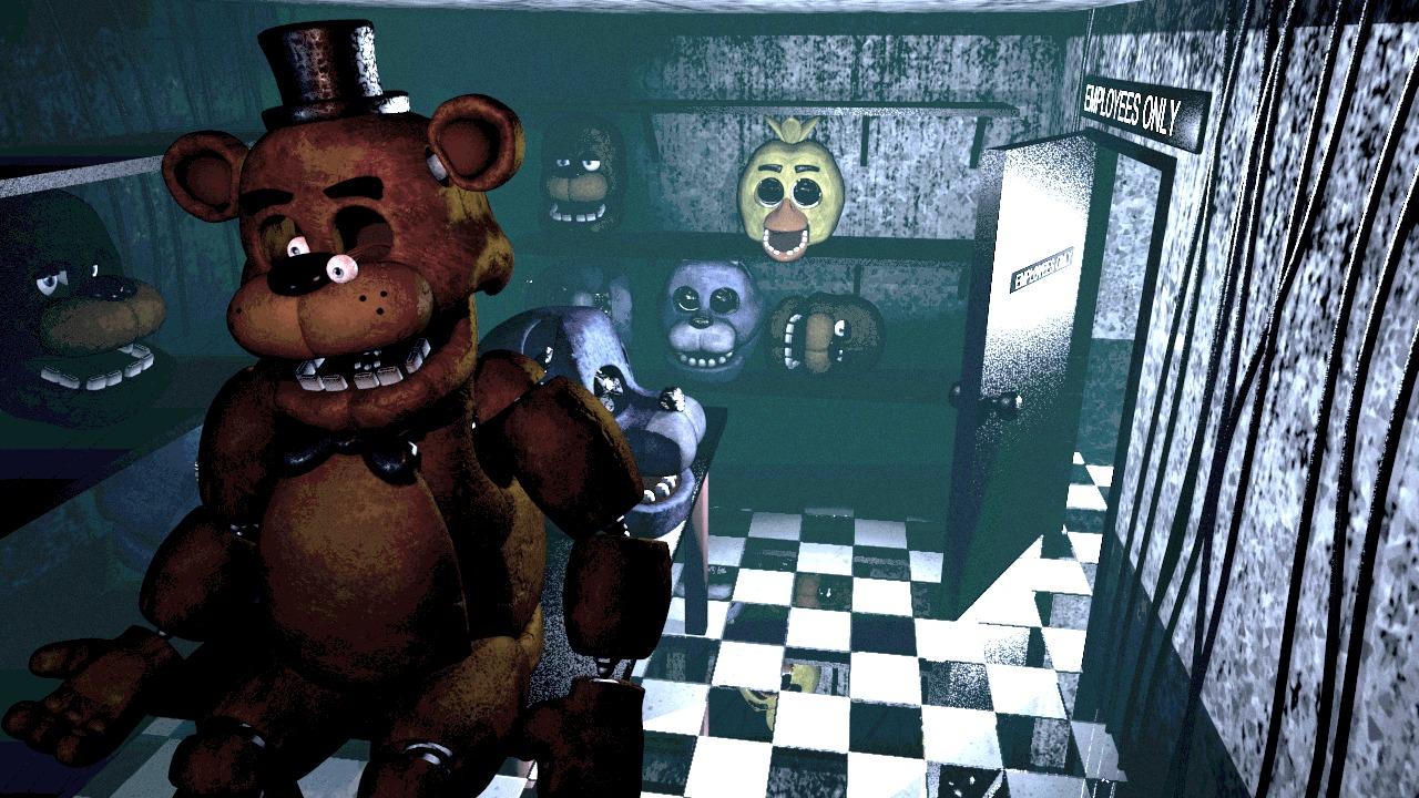 Five Nights at Freddy's se retrasa porque habrá nuevo guion de Scott Cawthon