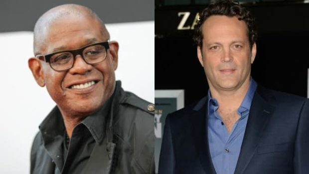 Forest Whitaker y Vince Vaughn