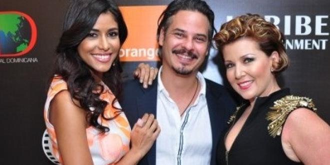 Frank Perozo y Evelyna Garcia
