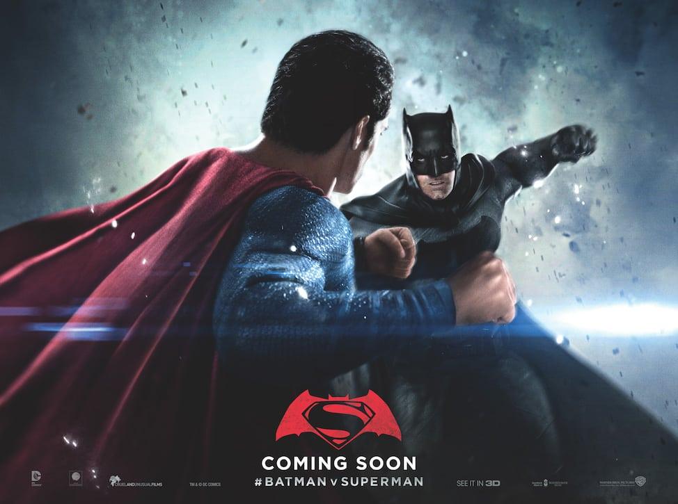 Batman v Superman: apaleada por la crítica