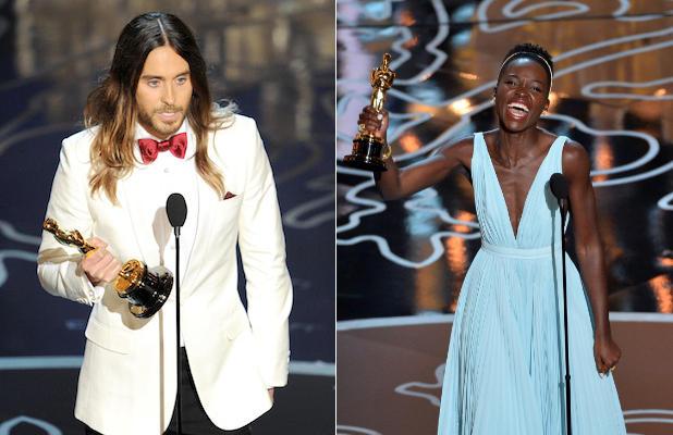 Ganadores como Mejor Actriz y Actor de Reparto