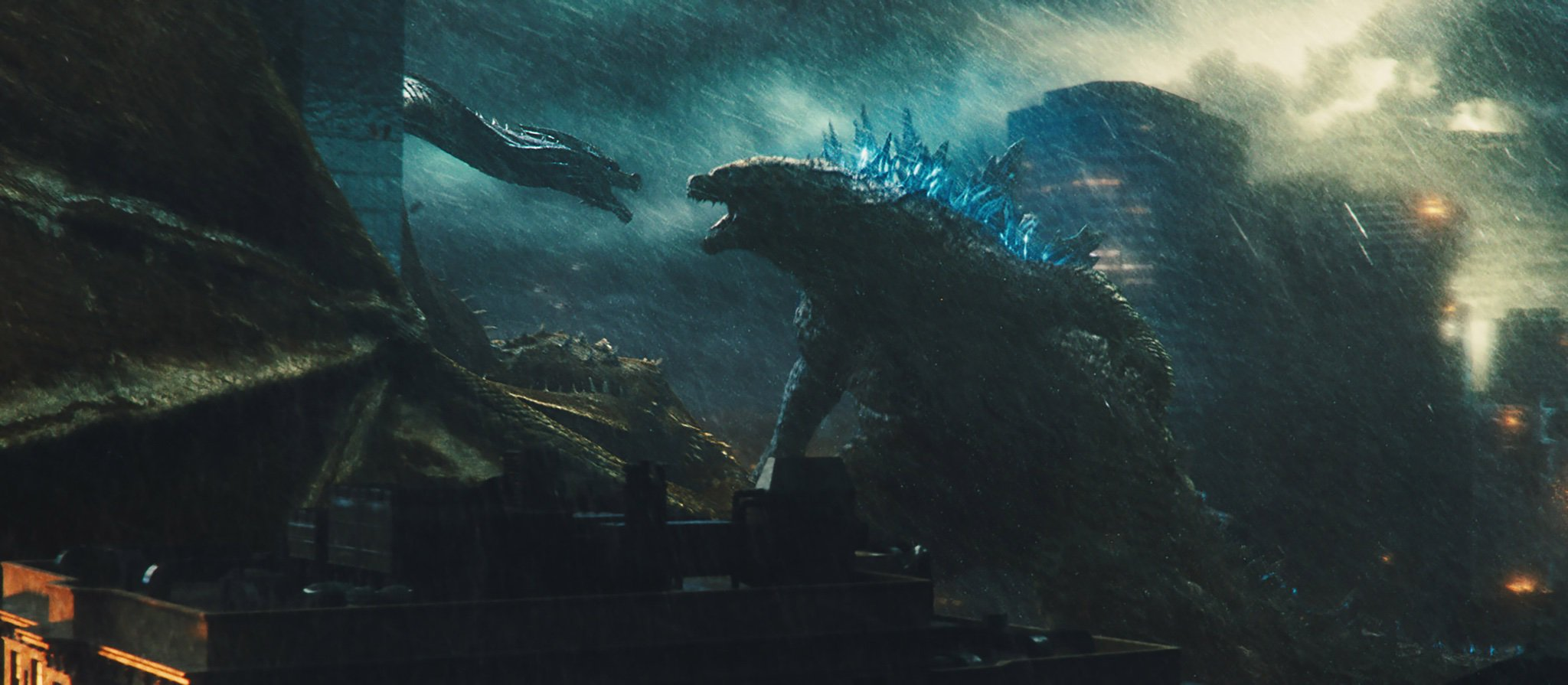 Warner Bros libera tráiler final de Godzilla: King of Monsters de Legendary