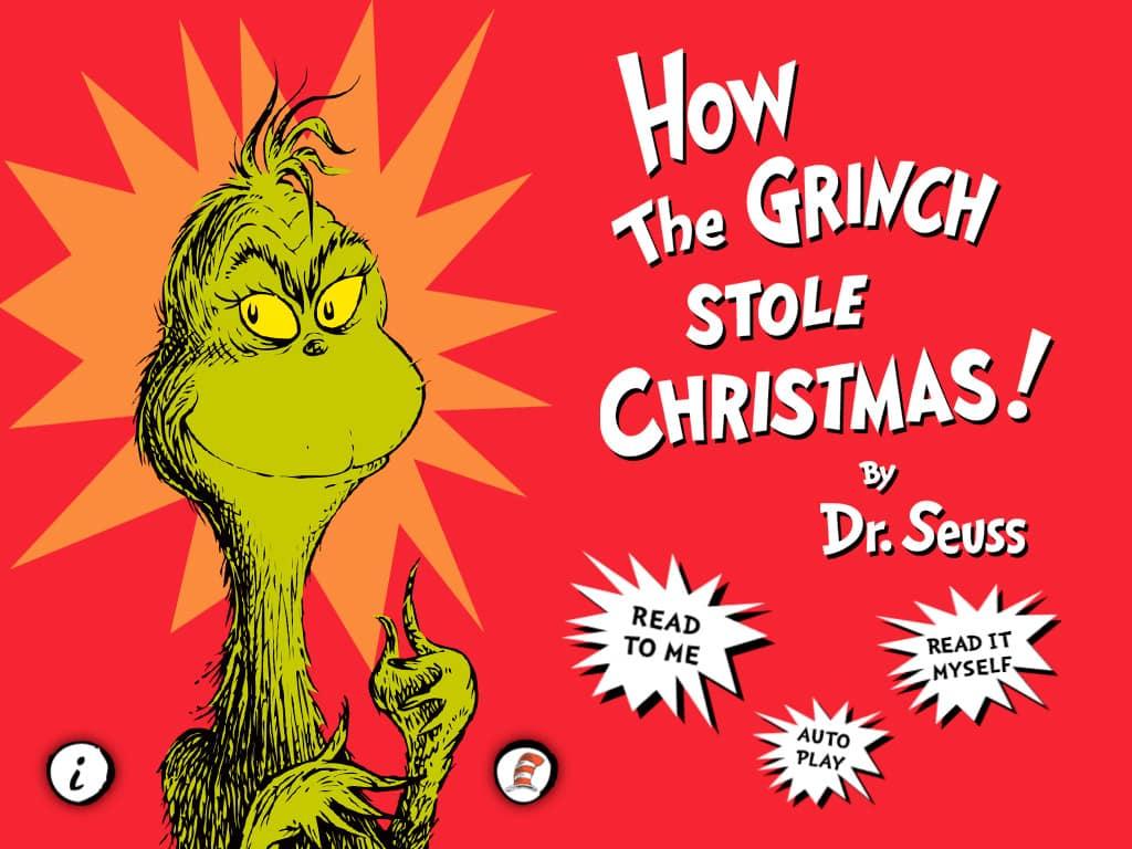 Grinch-libro