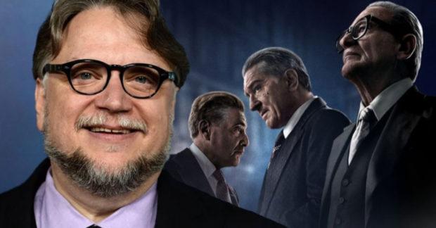 Guillermo del Toro tiene algo que decir sobre The Irishman