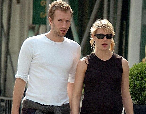 Gwyneth-Paltrow y Chris Martin