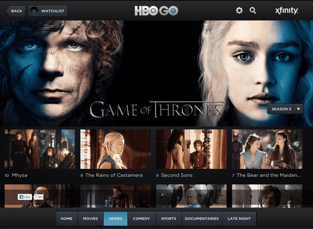 Imagen Promocional de HBO, y de su plataforma de Contenido de Video on Demand, HBO Go, los cuales nos traen todo lo que estará llegando este mes de Agosto de 2015 a su plataforma VOD. Entre lo destacado que llegará este mes a la plataforma de HBO están shows de TV y películas como: The Theory of Everything, Youth, Aurora, No Reservations, Dios, Inc, The Peanuts Movie, Brooklyn, Point Break, The Danish Girl, In the Heart of the Sea. Entre lo que se estará yendo hay series y películas como: Annabelle, Mad Max: Fury Road, The Second Best Exotic Marigold Hotel, Tropic Thunder, Spaceballs, A Walk Among the Tombstones.