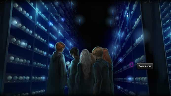 Fila 97: Videntes Nombradores, 1 de las 6 nuevas historias escritas por J.K. Rowling para Pottermore. J.K. Rowling, autora de la saga de Harry Potter nos presenta 6 nuevas historias relacionadas al universo de Harry Potter en Pottermore. Fantastic Beasts and where to Find Them llegará en 2016 dirigida por David Yates, escrita por J.K. Rowling y sin elenco elegido.