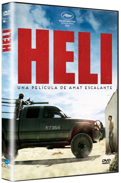 Heli, ahora en DVD