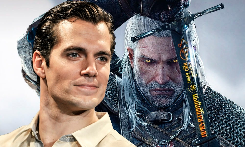 Henry Cavill será Geralt of Rivia en The Witcher de Netflix a manera de serie de tv