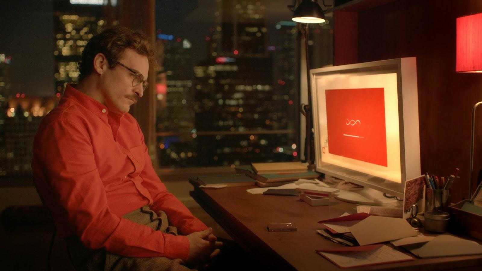 Joaquin Phoenix como Theodore