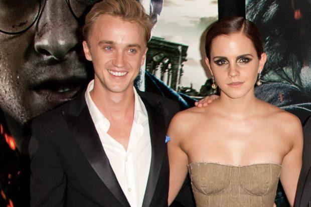 Millones de reproduciones: lo nunca visto de Hermione y Malfoy