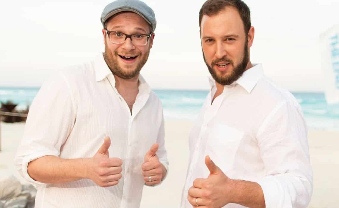 Seth Rogen, Evan Goldberg