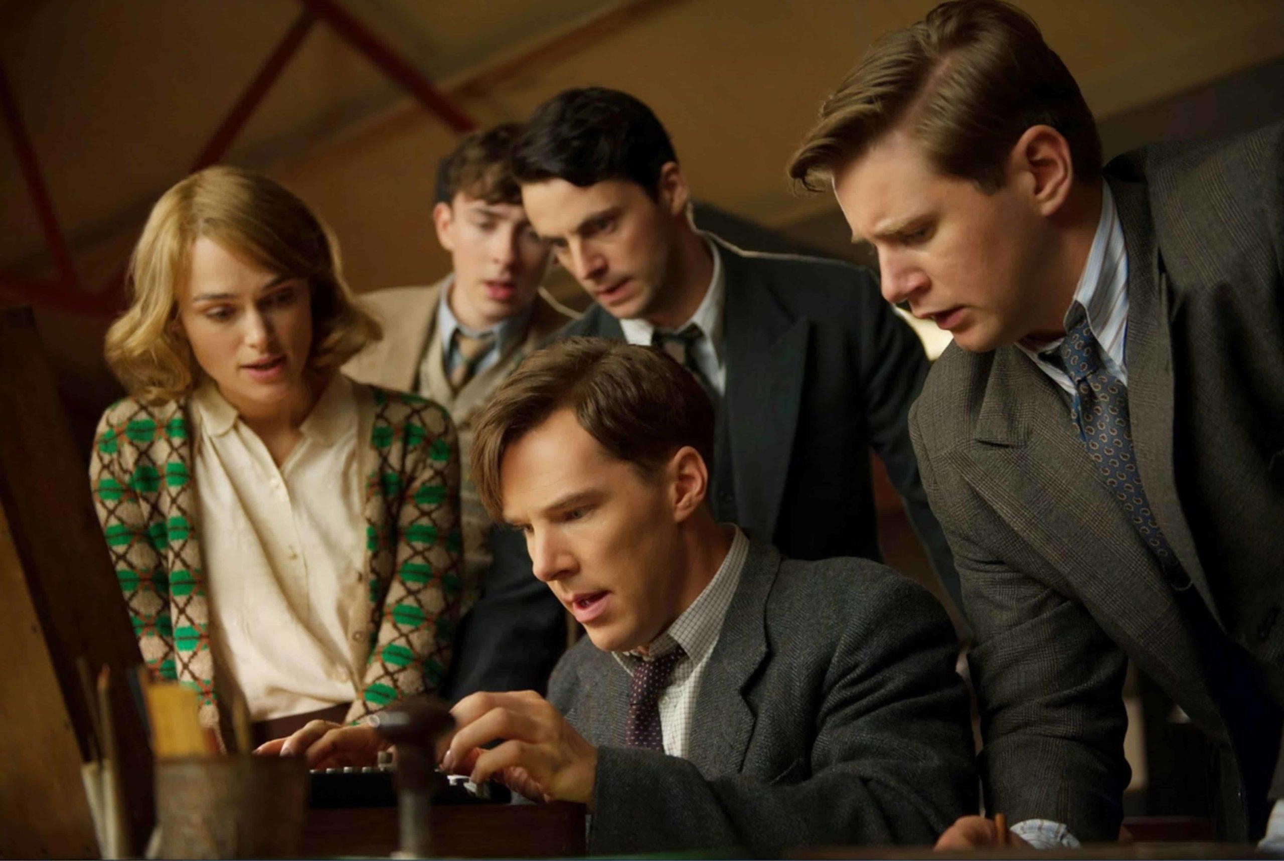 Los matematicos de Turing