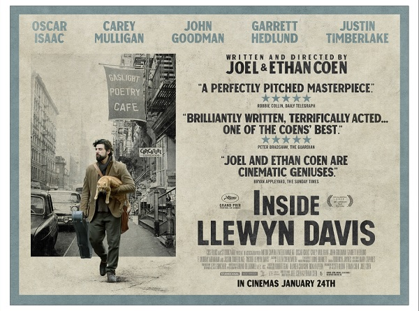 Inside Llewin Davis, Corazon films