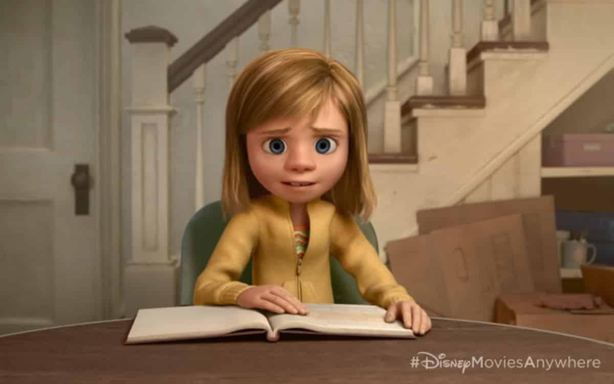 Imagen promocional de Inside Out de Disney Pixar que llegará en 2015. Inside Out es dirigida por Pete Docter y estelarizada por Amy Poehler, Bill Hader, Mindy Kalling, Lewis Black y Mindy Kaling. Inside Out llegará el 19 de Junio de 2015.
