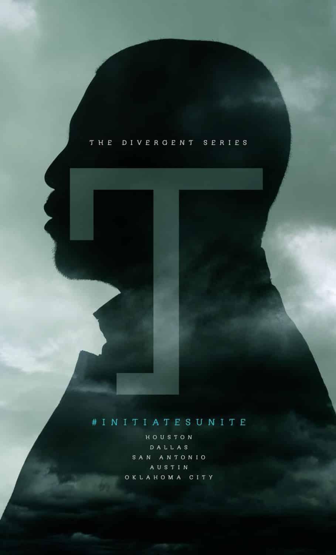 #initiatesUnite Posters para The Divergent Series: Insurgent