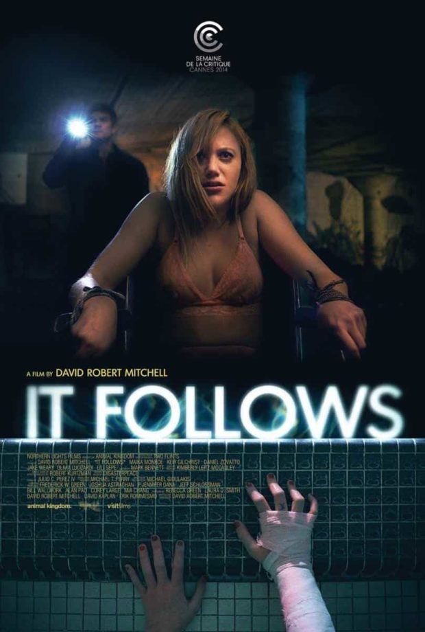 It Follows / David Robert Mitchell.