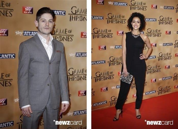 Iwan-Rheon-and-Nathalie-Emmanuel
