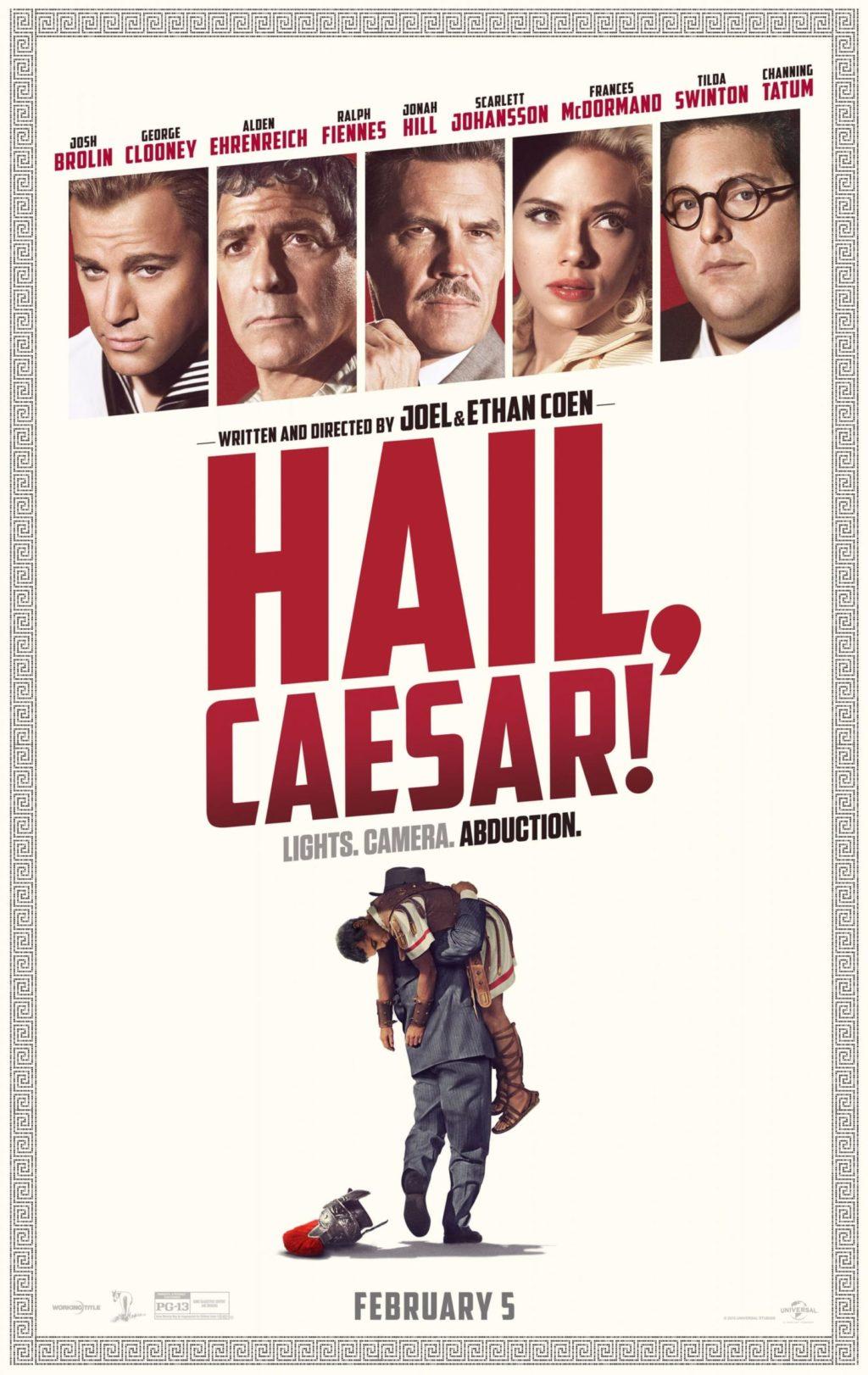 Hail, Caesar !