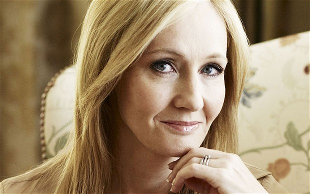 JK Rowling autora de la saga de Harry Potter, Fantastic Beasts and Where to Find Them, y su próxima adaptación