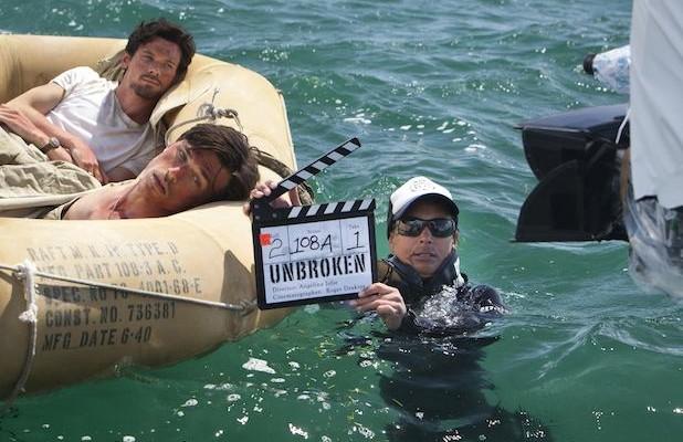 Jack O'Connell en la pelicula Unbroken