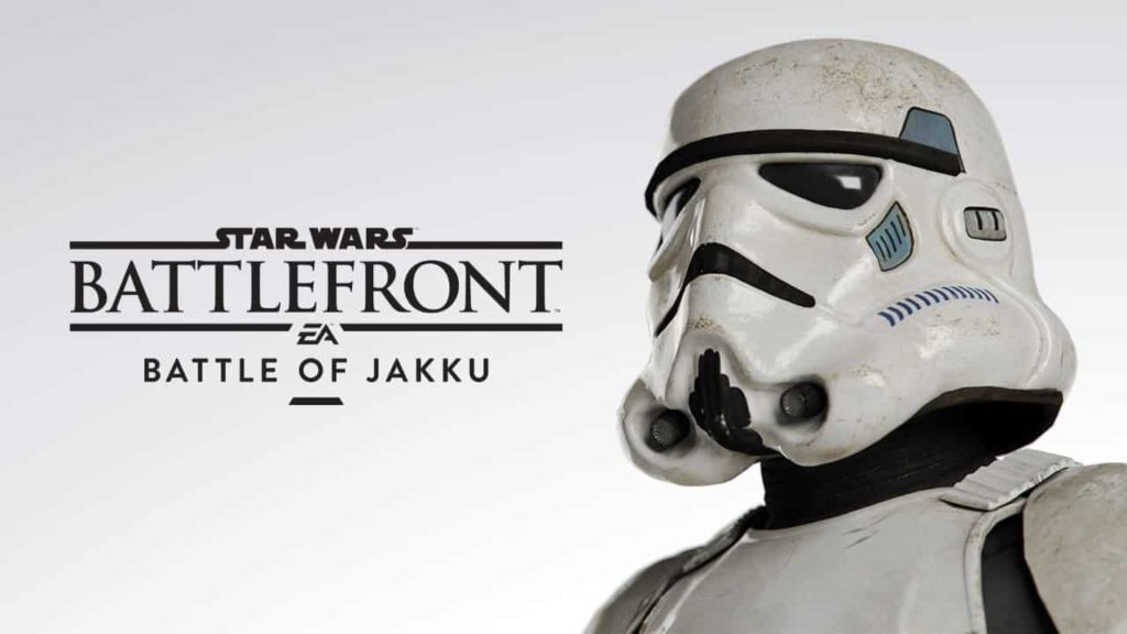 Jakku en Star Wars Battlefront