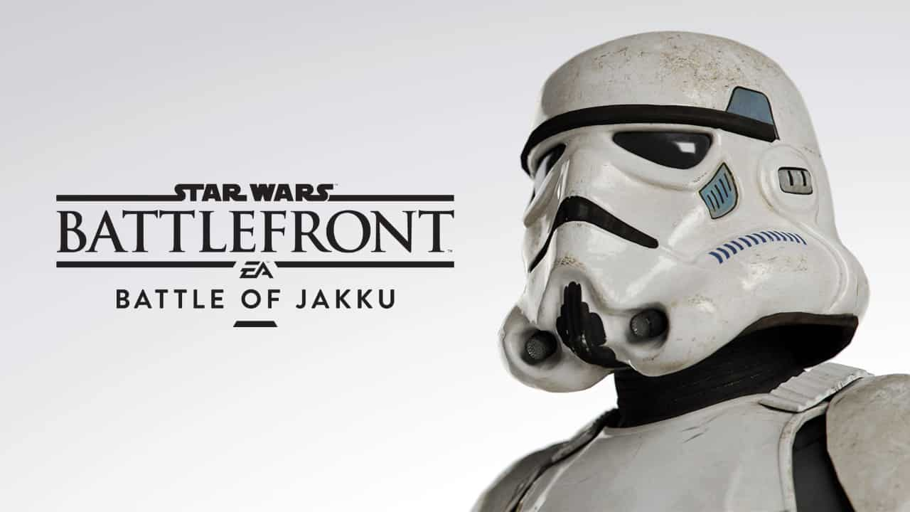 Jakku en Star Wars Battlefront