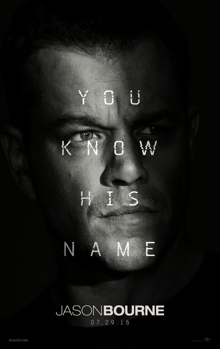 Paul Greengrass regresa a Jason Bourne