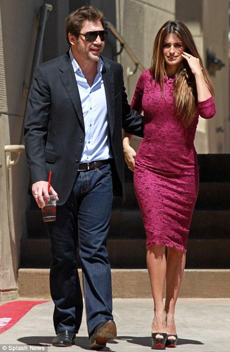 Javier Bardem y Penelope Cruz